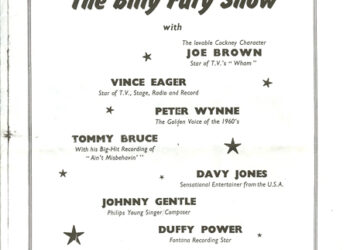 Billy Fury Show