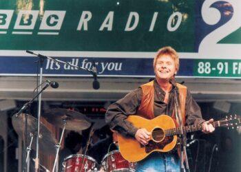 Radio 2 Live broadcast