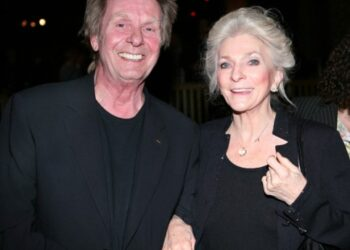 Joe and Judy Collins
