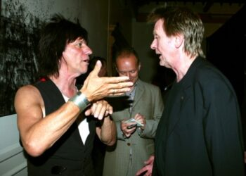Jeff Beck and Joe