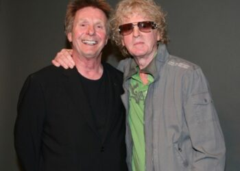 Joe and Ian Hunter