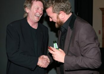 Guy Garvey meets Joe