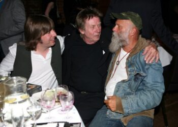 Pete, Joe and Seasick Steve