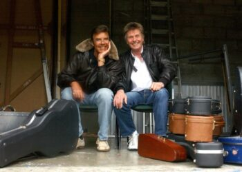 Joe and Marty Wilde